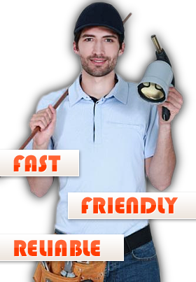 our pros are fast, friendly and reliable