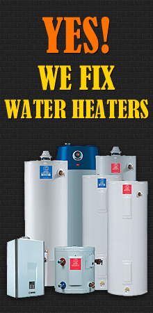 our team in Los Altos, CA can repair any type of water heaters